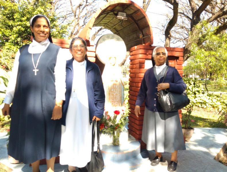 hermanas convento san carlos borromeo